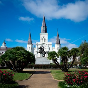 St Louis Cathedral !