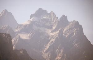 Glaciers on the Tetons !